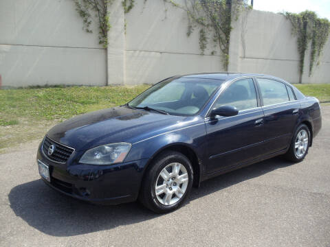 2006 Nissan Altima for sale at Metro Motor Sales in Minneapolis MN