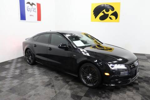 2014 Audi S7 for sale at Carousel Auto Group in Iowa City IA