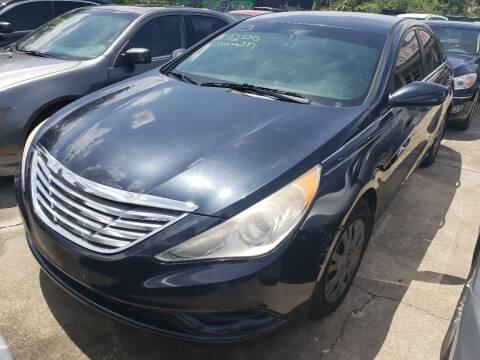 2013 Hyundai Sonata for sale at Track One Auto Sales in Orlando FL
