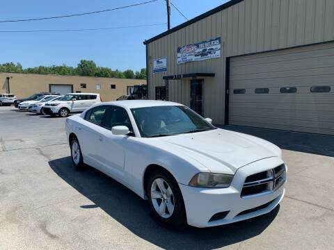 2014 Dodge Charger for sale at EMH Imports LLC in Monroe NC