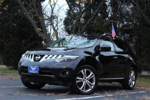 2009 Nissan Murano for sale at Quality Auto in Manassas VA