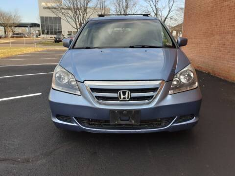 2007 Honda Odyssey for sale at Fredericksburg Auto Finance Inc. in Fredericksburg VA