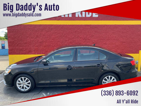 2015 Volkswagen Jetta for sale at Big Daddy's Auto in Winston-Salem NC