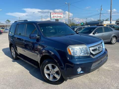 2009 Honda Pilot for sale at Jamrock Auto Sales of Panama City in Panama City FL
