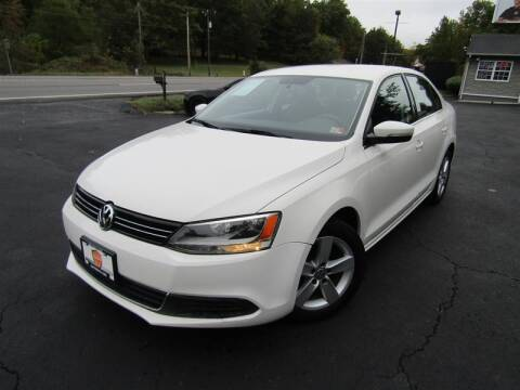 2013 Volkswagen Jetta for sale at Guarantee Automaxx in Stafford VA