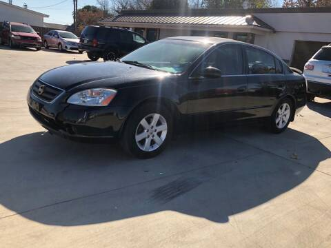 2004 Nissan Altima for sale at Texas Auto Broker in Killeen TX