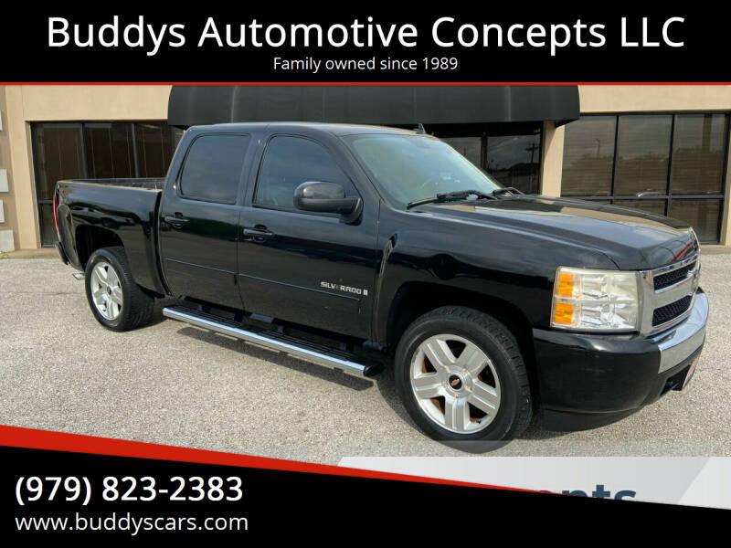 2008 Chevrolet Silverado 1500 for sale at Buddys Automotive Concepts LLC in Bryan TX