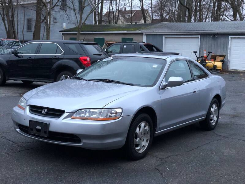 2000 Honda Accord for sale at Emory Street Auto Sales and Service in Attleboro MA