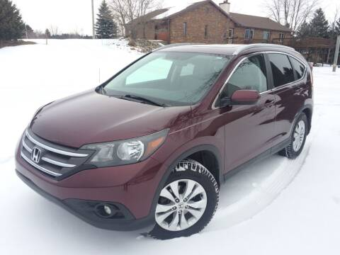 2014 Honda CR-V for sale at K2 Autos in Holland MI