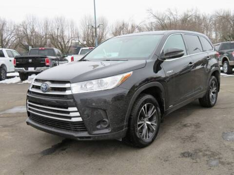 2018 Toyota Highlander Hybrid for sale at Low Cost Cars North in Whitehall OH