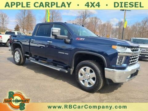2020 Chevrolet Silverado 2500HD for sale at R & B CAR CO - R&B CAR COMPANY in Columbia City IN