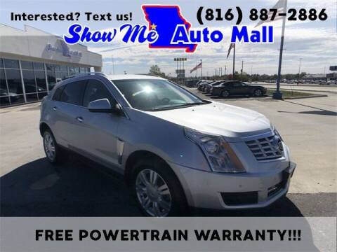 2016 Cadillac SRX for sale at Show Me Auto Mall in Harrisonville MO