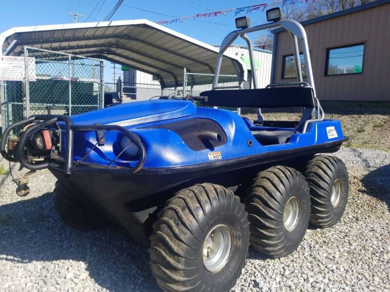 2011 Argo Frontier 6x6 for sale at W V Auto & Powersports Sales in Cross Lanes WV