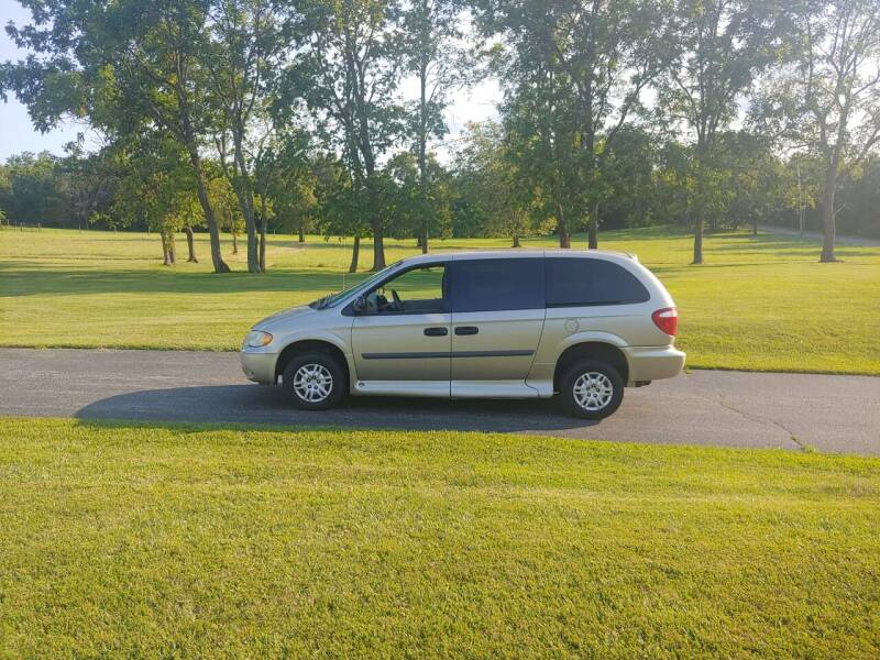 2007 Dodge Grand Caravan for sale at U-Win Used Cars in New Oxford PA