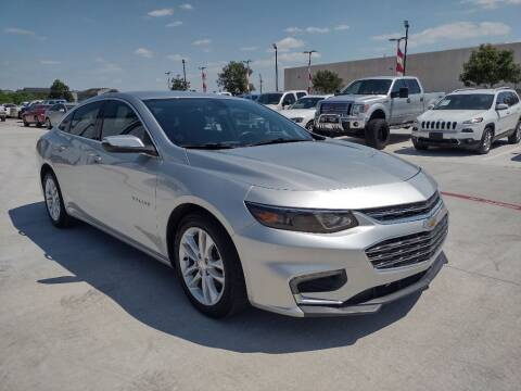 2017 Chevrolet Malibu for sale at JAVY AUTO SALES in Houston TX