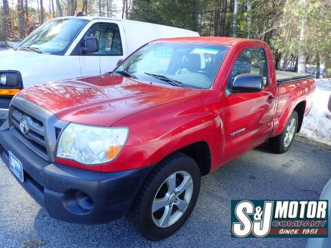 2009 Toyota Tacoma for sale at S & J Motor Co Inc. in Merrimack NH