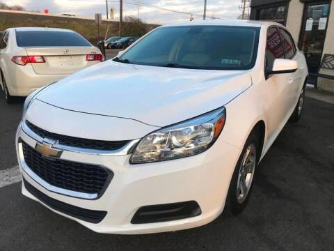 2016 Chevrolet Malibu Limited for sale at Luxury Unlimited Auto Sales Inc. in Trevose PA