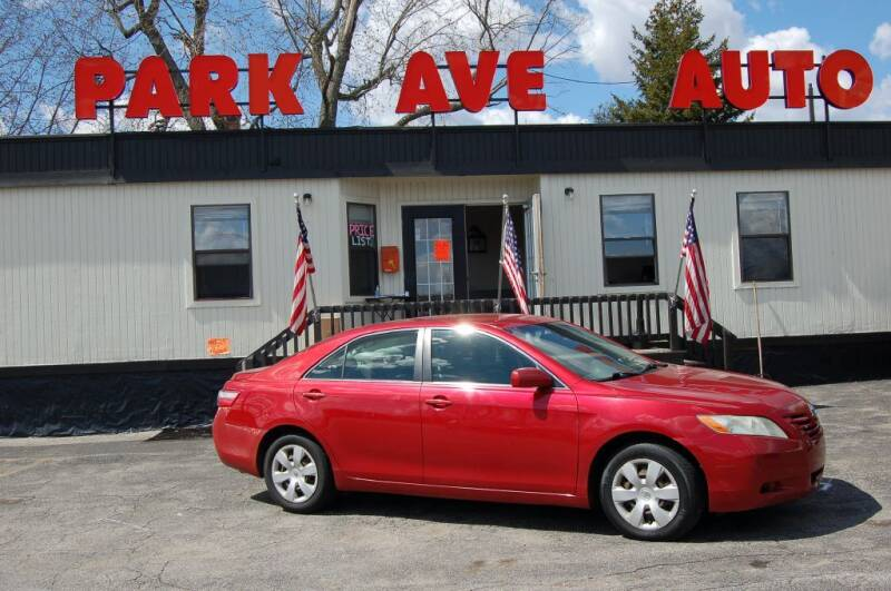 2007 Toyota Camry for sale at Park Ave Auto Inc. in Worcester MA