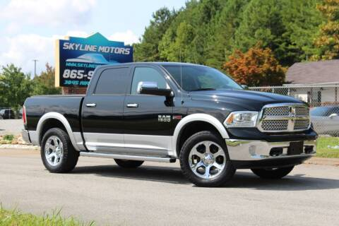 2014 RAM Ram Pickup 1500 for sale at Skyline Motors in Louisville TN