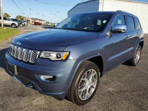 2021 Jeep Grand Cherokee for sale at Art Hossler Auto Plaza Inc - New GM in Canton IL