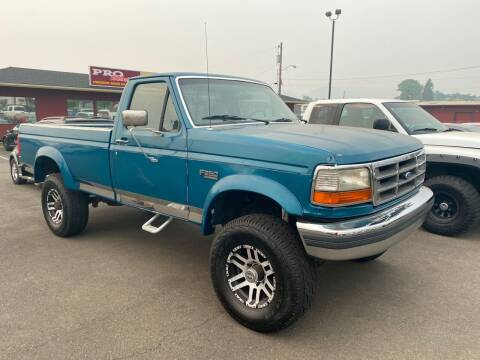 1996 Ford F-250 for sale at Pro Motors in Roseburg OR