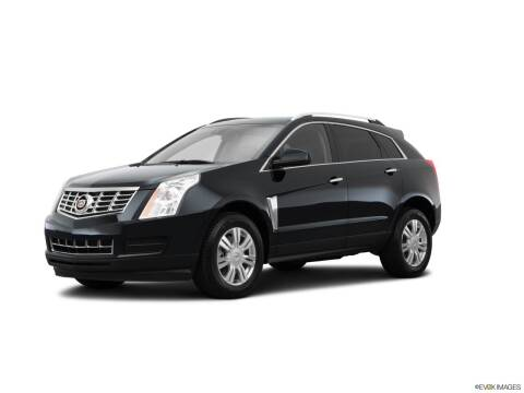 2015 Cadillac SRX for sale at EDMOND CHEVROLET BUICK GMC in Bradford PA