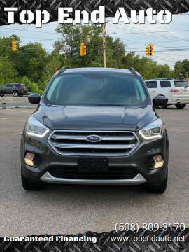2017 Ford Escape for sale at Top End Auto in North Atteboro MA