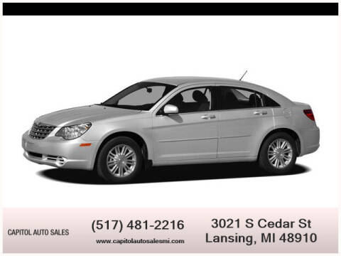 2008 Chrysler Sebring for sale at Capitol Auto Sales in Lansing MI