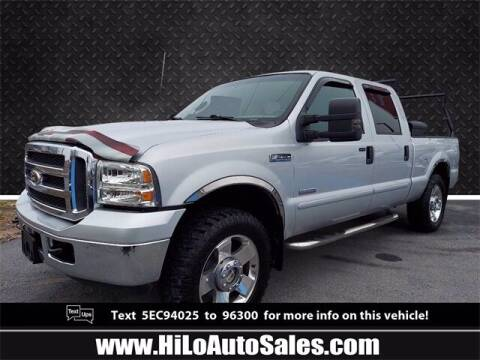 2005 Ford F-250 Super Duty for sale at Hi-Lo Auto Sales in Frederick MD