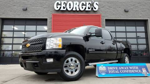 2014 Chevrolet Silverado 2500HD for sale at George's Used Cars - Pennsylvania & Allen in Brownstown MI