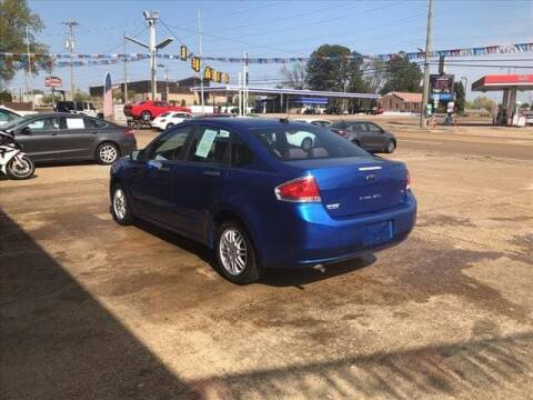 2011 Ford Focus for sale at Herman Jenkins Used Cars in Union City TN