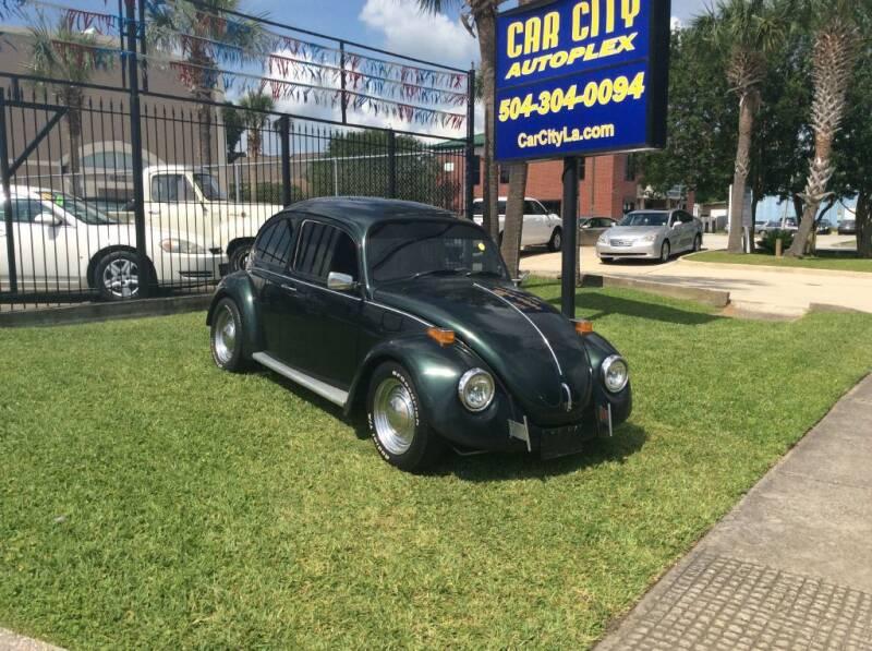 1972 Volkswagen Beetle for sale at Car City Autoplex in Metairie LA