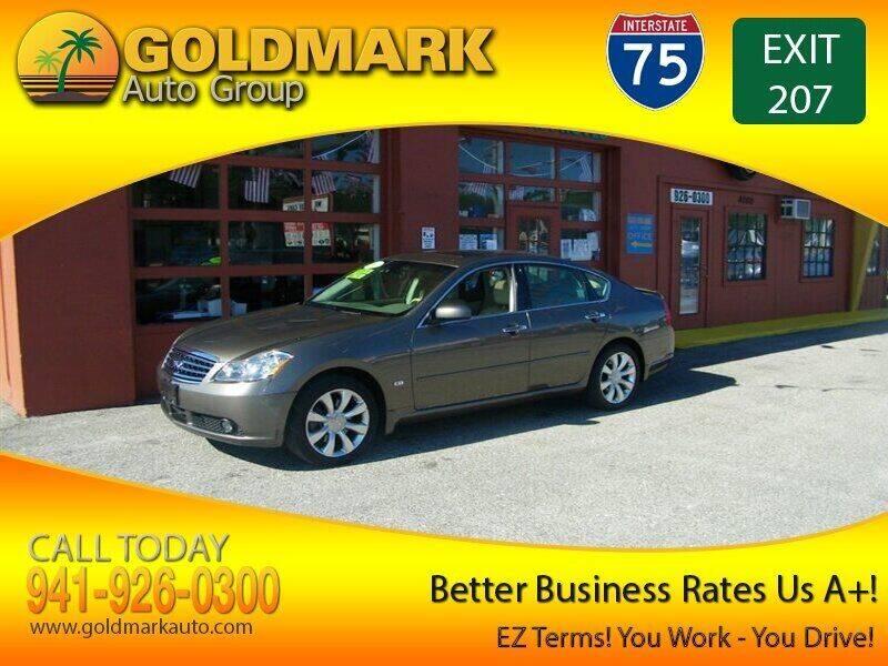 2007 Infiniti M35 for sale in Sarasota, FL