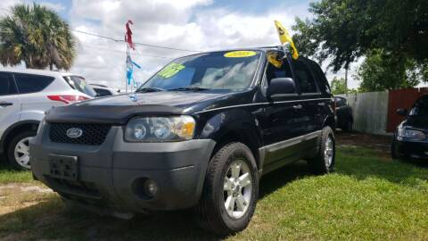 2005 Ford Escape for sale at GP Auto Connection Group in Haines City FL