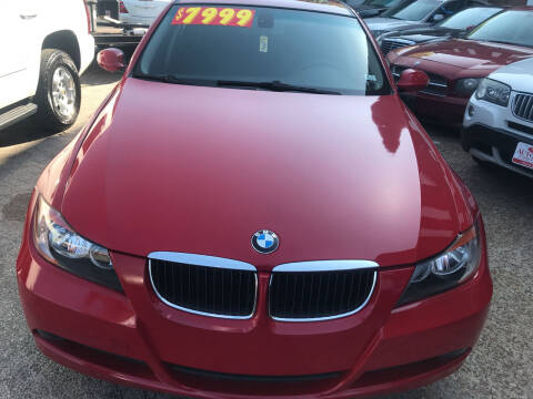 2007 BMW 3 Series for sale at STL AutoPlaza in Saint Louis MO