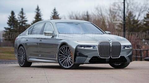 2022 BMW 7 Series for sale at Diamante Leasing in Brooklyn NY