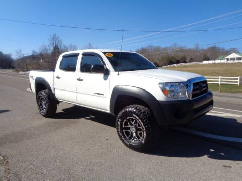 2010 Toyota Tacoma for sale at Car Depot Auto Sales Inc in Seymour TN