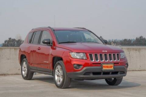 2014 Jeep Compass for sale at Washington Auto Credit in Puyallup WA
