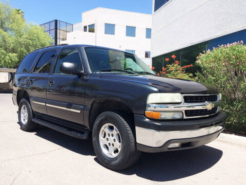 2004 Chevrolet Tahoe for sale at Nevada Credit Save in Las Vegas NV