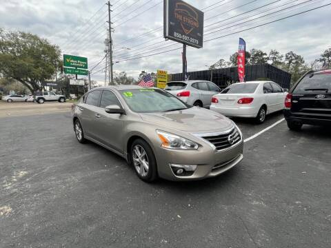 2013 Nissan Altima for sale at The Strong St. Moses Auto Sales LLC in Tallahassee FL