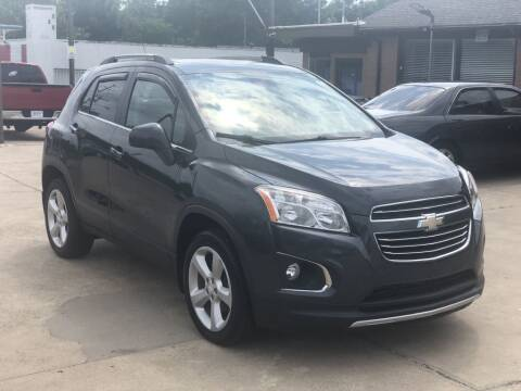 2016 Chevrolet Trax for sale at Safeen Motors in Garland TX