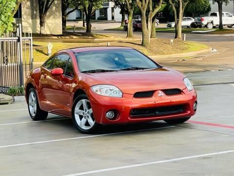 2007 Mitsubishi Eclipse for sale at Texas Drive Auto in Dallas TX