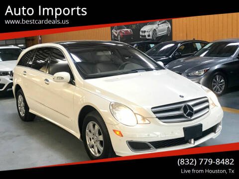 2007 Mercedes-Benz R-Class for sale at Auto Imports in Houston TX