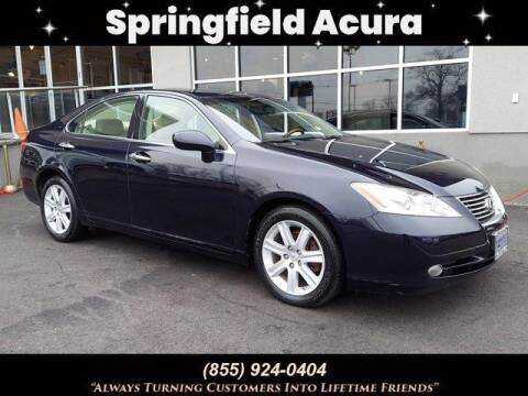 2008 Lexus ES 350 for sale at SPRINGFIELD ACURA in Springfield NJ