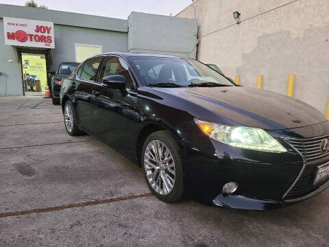 2013 Lexus ES 350 for sale at Joy Motors in Los Angeles CA
