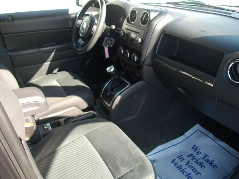2012 Jeep Patriot 4x4 Sport 4dr SUV - Castleton VT