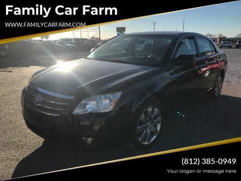 2006 Toyota Avalon for sale at Family Car Farm in Princeton IN