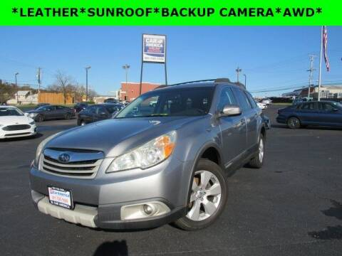 2011 Subaru Outback for sale at Ron's Automotive in Manchester MD