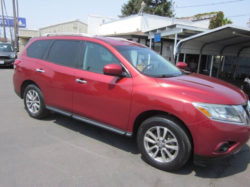 2013 Nissan Pathfinder for sale at Public Wholesale in Sacramento CA