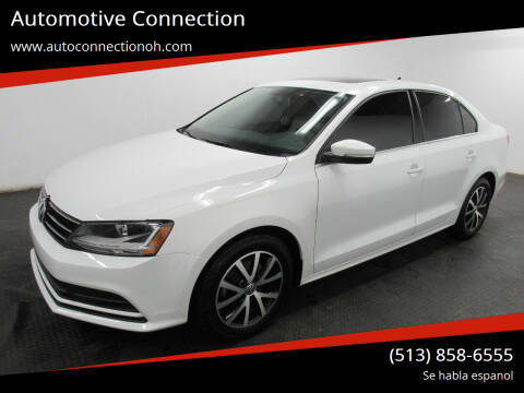 2017 Volkswagen Jetta for sale at Automotive Connection in Fairfield OH